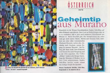 Brigitte 1996 Murano